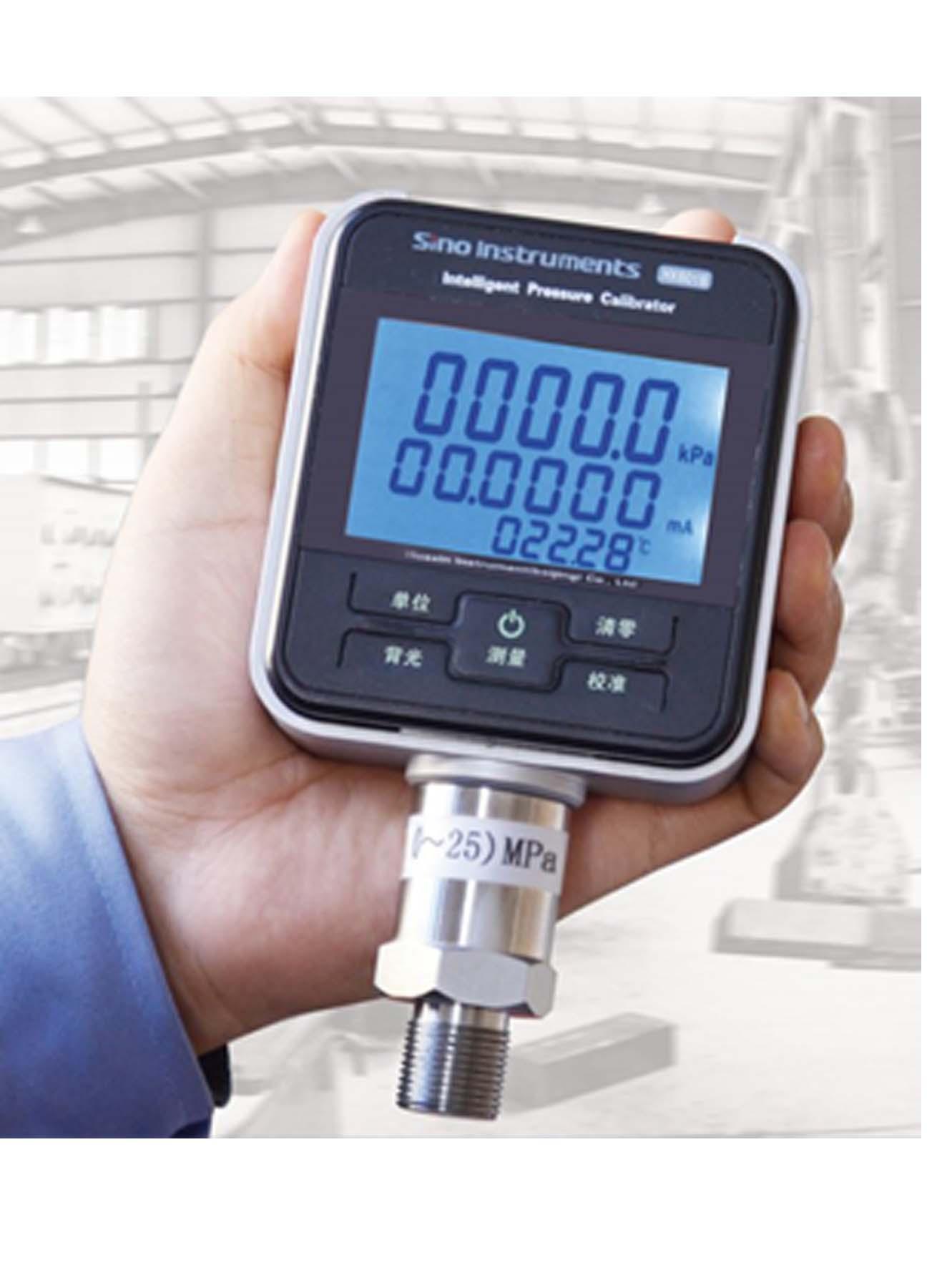 HS602智能压力校验仪